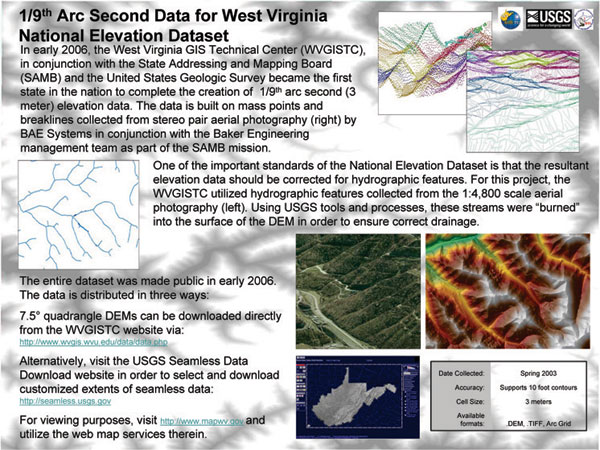 WVGISTC Resources - Download dem data usgs